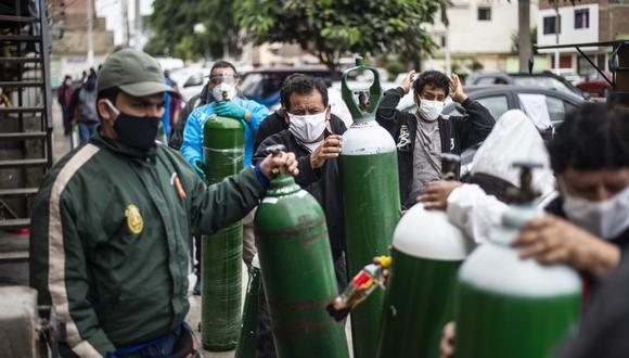 La demanda por oxígeno sigue siendo uno de los más grandes problemas en la lucha contra la pandemia.