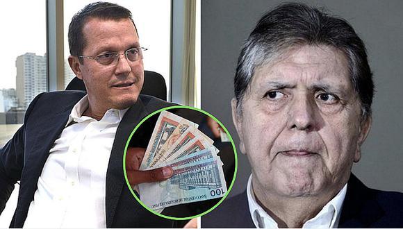 Jorge Barata confirma haber entregado aportes para la campaña de Alan García (VIDEOS)