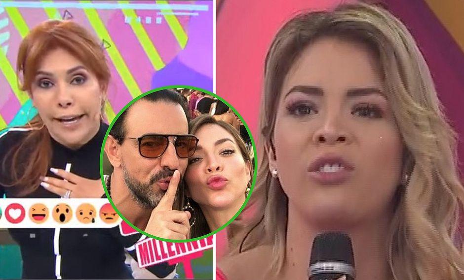 Magaly Medina asegura que Fidelio Cavalli canceló su viaje a Perú por cumpleaños de Sheyla Rojas│VIDEO