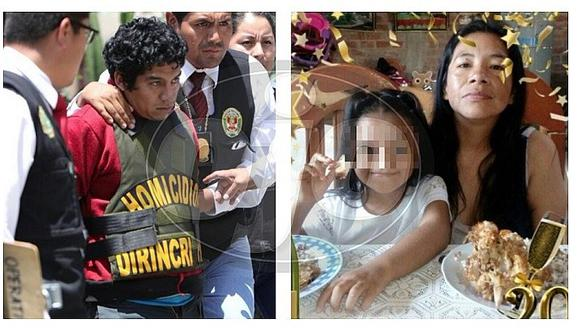 Realizan reconstrucción del crimen de madre e hija asesinadas por padre (VÍDEO)