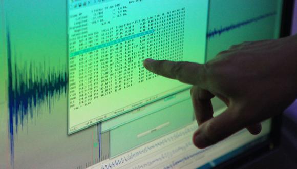 Sismo de magnitud 5.8 se registró este miércoles en Trujillo. (Imagen referencial)