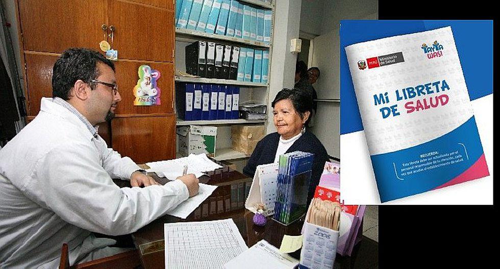 """Minsa lanza """"libreta personal"""" para control de la salud del adulto mayor"""