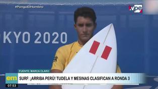 Tokio 2020: Miguel Tudela y Lucca Mesinas tuvieron debut soñado en el surf olímpico