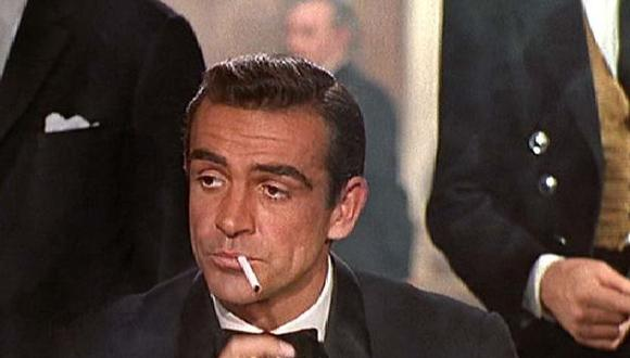 Sean Connery, el primer James Bond.