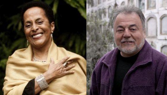 Susana Baca escribió sobre el desalojo de la pareja de Luis Repetto. (GEC)