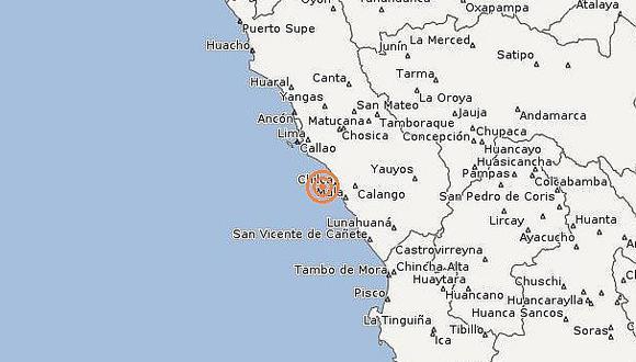 Temblor de 3.8 grados remece Lima y alarma a ciudadanos