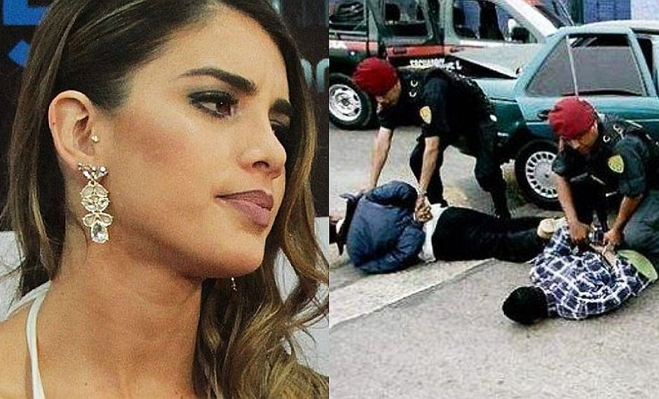 Korina Rivadeneira comparte reflexión sobre crímenes de venezolanos en Perú