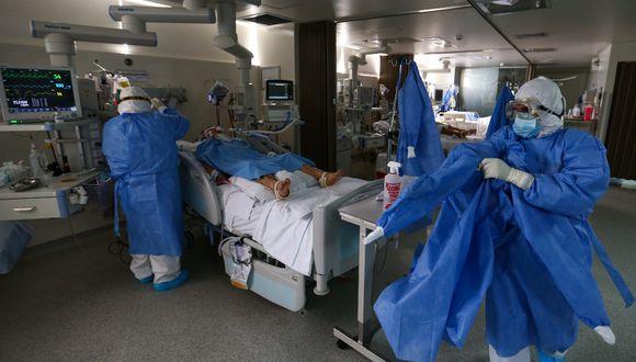 Huánuco: Diez profesionales de la salud del Hospital de Contingencia de Tingo María dieron positivo a pruebas de COVID-19.