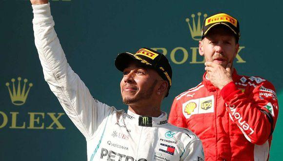 Fórmula 1: Hamilton gana con tapón de Bottas y consolida su liderato