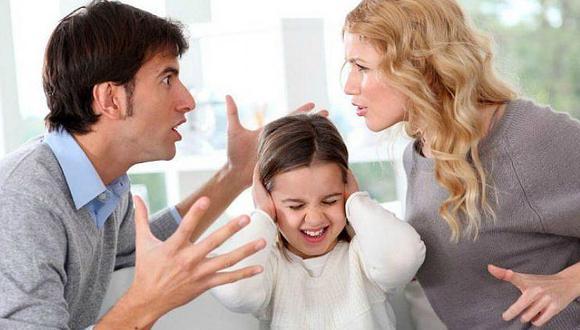 Temas que en la familia generan disputas