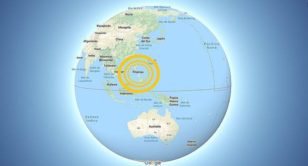 Nuevo terremoto de magnitud 6.3 sacude el centro de Filipinas