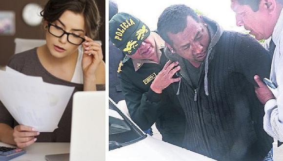 SMP: secretaria es asaltada, no opone resistencia y ¡termina siendo baleada!