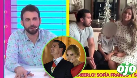 Fotos: Willax TV | AFP | Instagram Sofía Franco