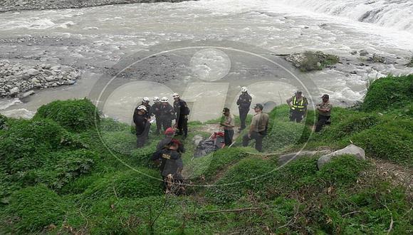 Asesinan a hombre y lo arrojan al río Rímac en Huachipa