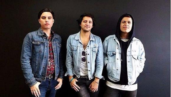 Los Outsaiders grabarán su segundo disco en México