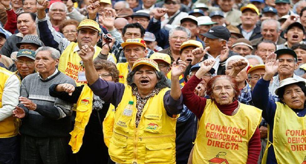 Fonavi: Aportantes de 100 años de edad aún no cobran