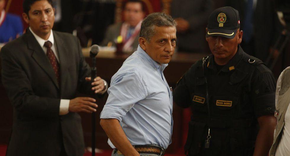 Antauro Humala cumple una condena de 19 años de prisión efectiva por el 'Andahuaylazo'. (Foto: GEC)