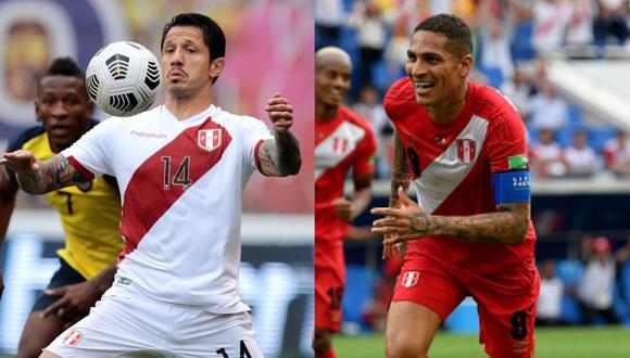 Gianluca Lapadula anotó su primer gol con la Selección Peruana. (Foto: Agencias)