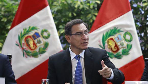 El presidente de la República señaló 71 mil empresas se han beneficiado con el programa Reactiva Perú (Foto: GEC)