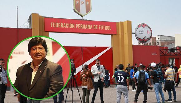 Edwin Oviedo seguirá en la FPF este 2019 pese a audios e investigaciones