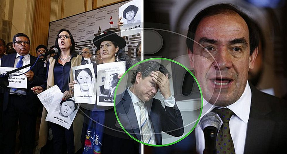 Alberto Fujimori: presentarán moción de censura contra Daniel Salaverry (VIDEO)
