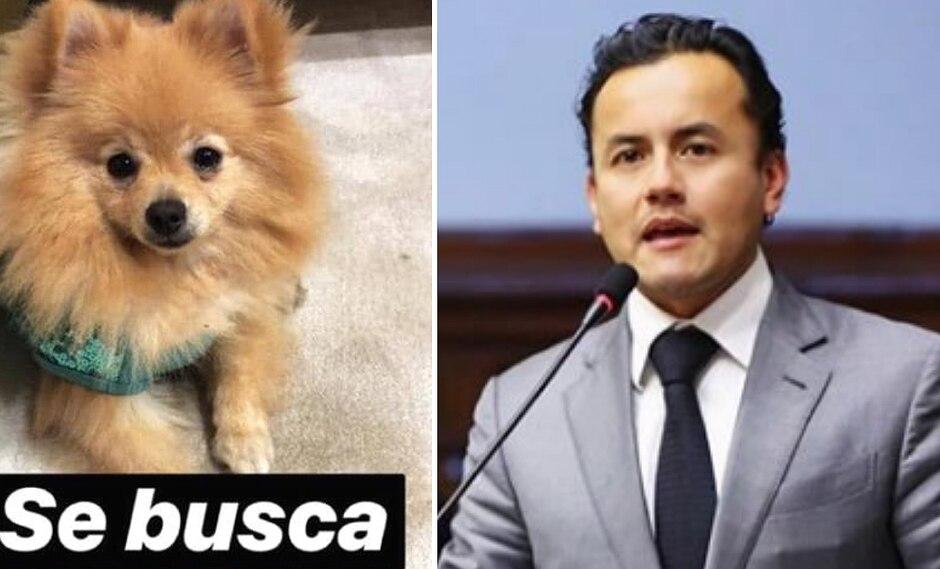 Richard Acuña recupera al perrito de sus hijos tras ofrecer 1500 dólares de recompensa (FOTO)