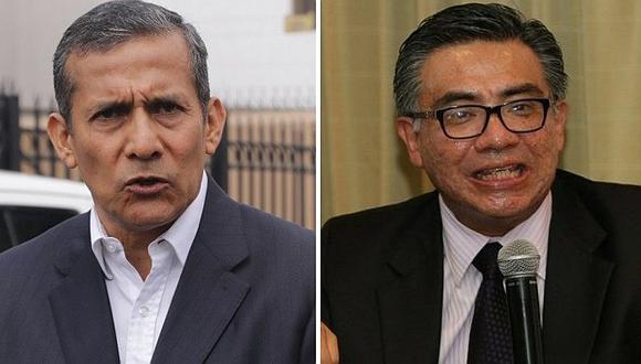 César Nakasaki ya no es abogado de Ollanta Humala ni Nadine Heredia
