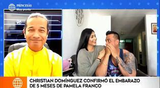 Pamela Franco y Christian Domínguez: Reinaldo Dos Santos predice cuál es el sexo del bebé | VIDEO