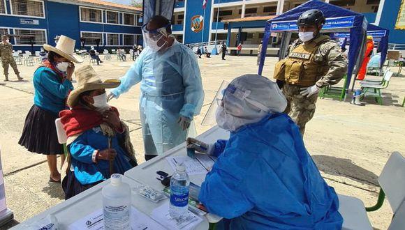 Cajamarca: Essalud aplicará descartes COVID-19 a embarazadas, ancianos y diabéticos (Foto: Essalud)