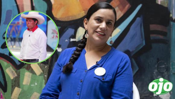 Verónika Mendoza, candidata de Juntos por el Perú. (Foto: Eduardo Cavero   GEC)