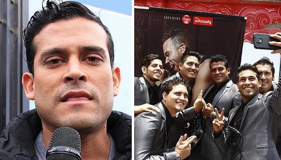 """Christian Domínguez hace importante anuncio sobre el futuro de la """"Gran Orquesta Internacional"""""""