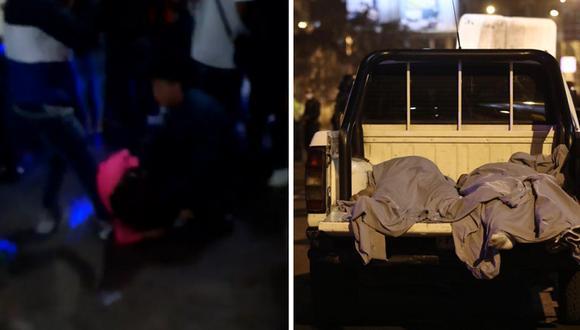 Minutos de terror en discoteca de Los Olivos: 13 jóvenes mueren asfixiados en toque de queda | VIDEO