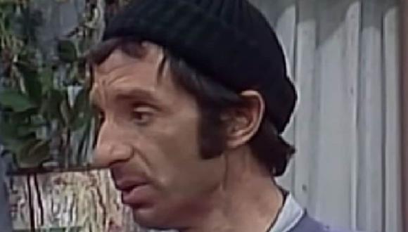 """El personaje de don Román apareció en uno de los capítulos de """"El Chavo del 8"""" (Foto: Televisa)"""