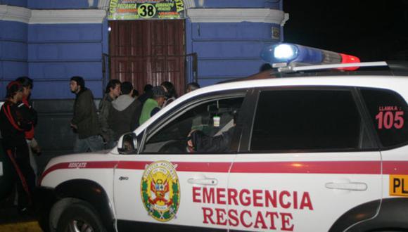 Asesinan a curandero en el Cercado de Lima