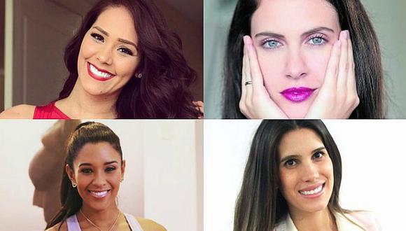 4 bellas famosas que fueron madres en 2017 y bajaron de peso