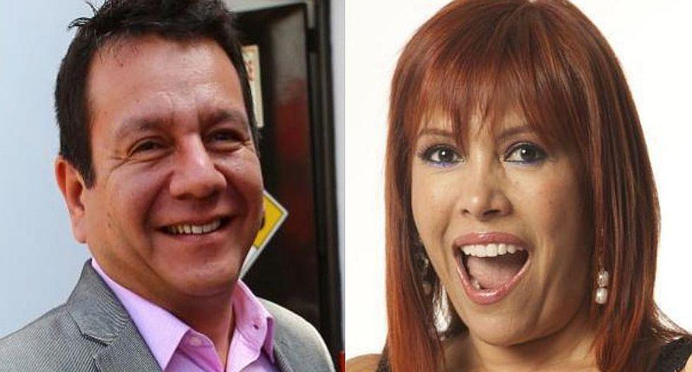 Ney Guerrero asegura que Magaly Medina tendría éxito si regresa a la televisión
