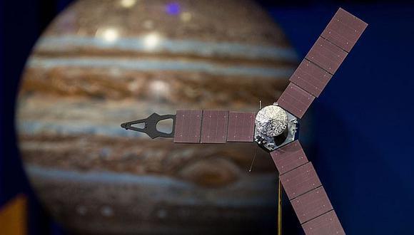 Sonda Juno llega a la órbita de Júpiter tras 5 años de misión [FOTOS]