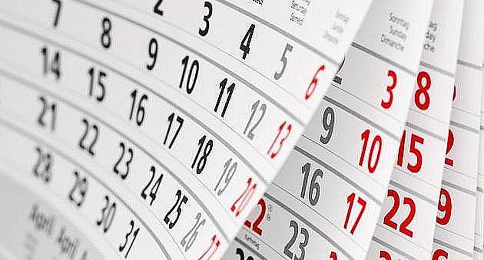 Feriado largo: viernes 31 de agosto será no laborable