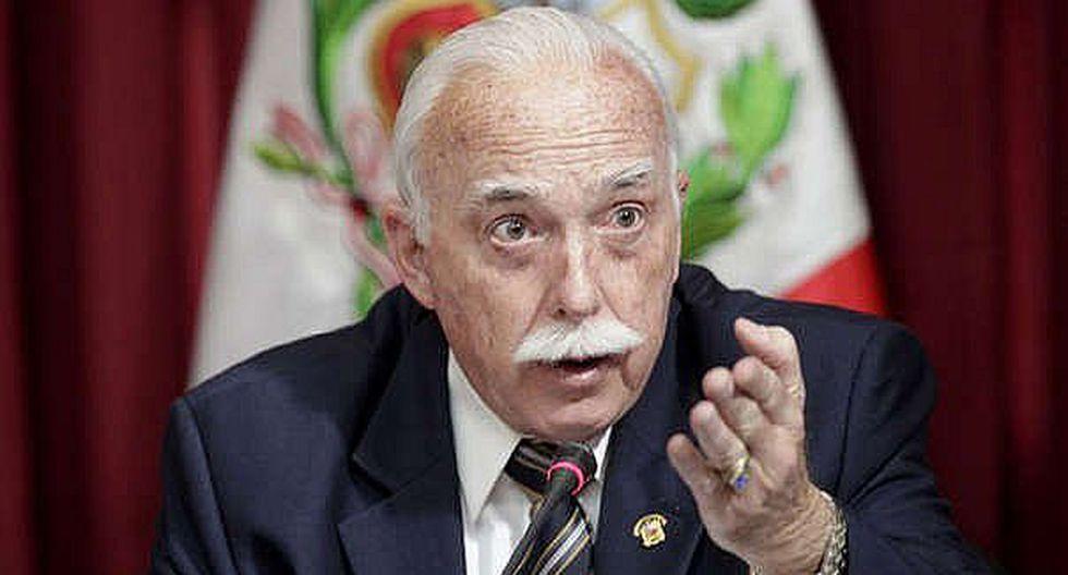 """Carlos Tubino sobre renuncias a Fuerza Popular: """"Si alguien más se quiere ir, que se vaya"""""""