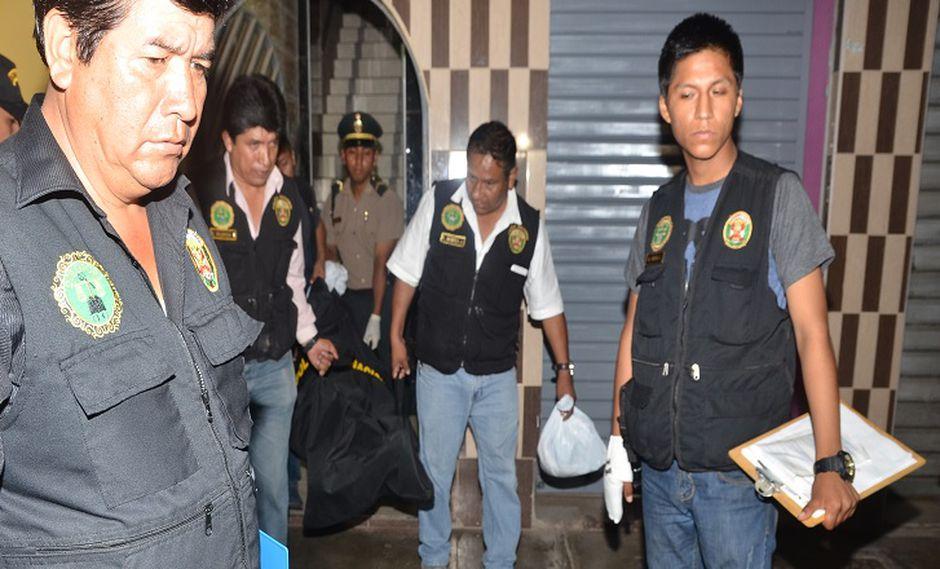 Lurín: Mujer es asesinada de ocho cuchilladas en hostal