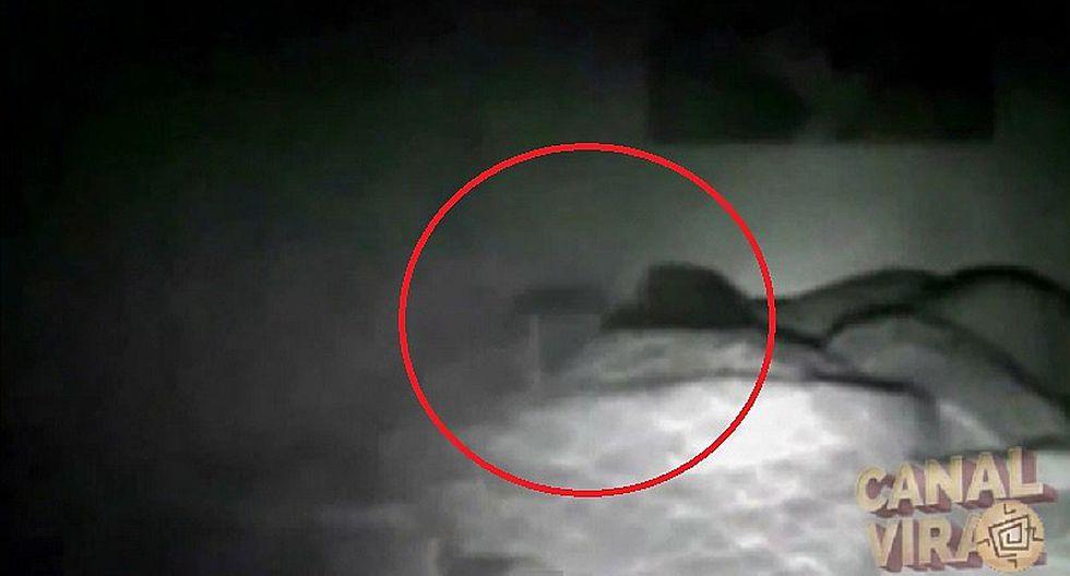 YouTube: Supuesto demonio ataca a mujer dormida y es captado [VIDEO]