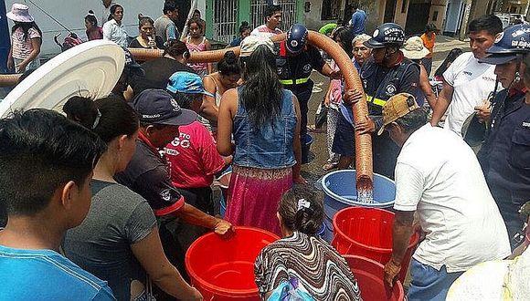 Terremoto en Lima: sepa dónde están los puntos de abastecimiento de agua ante un desastre
