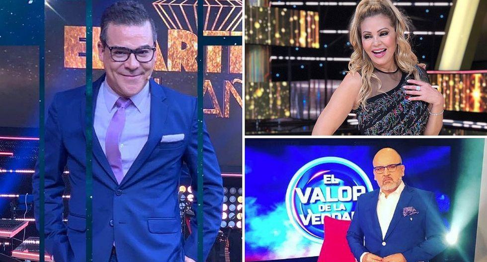 """Adolfo Aguilar: """"Agradezco pertenecer al programa número uno de los sábados"""""""