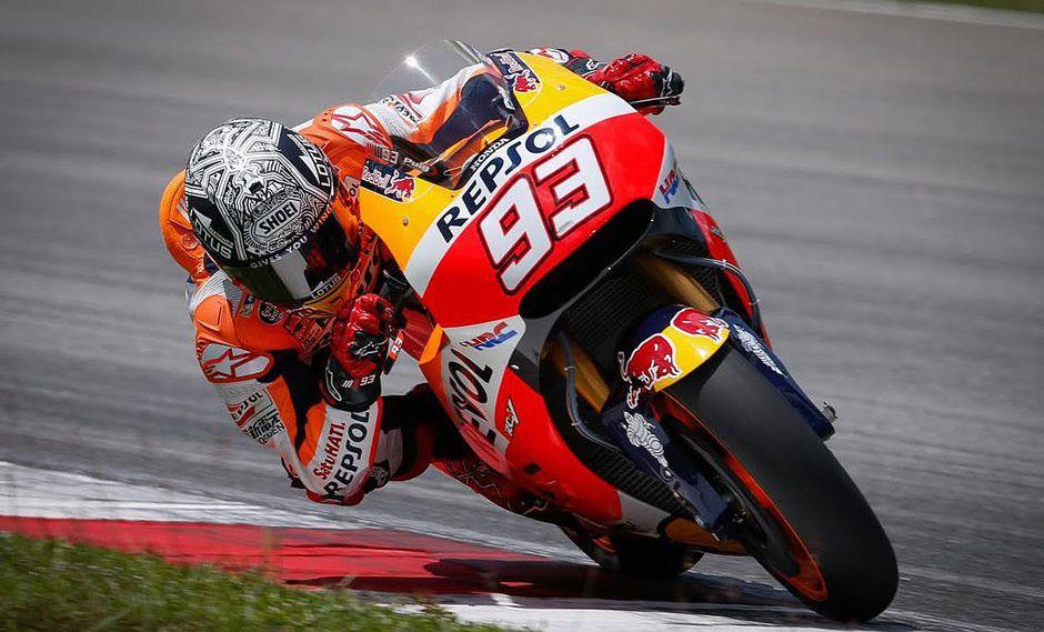 MotoGP: Marc Márquez busca consolidar su liderato en Silverstone