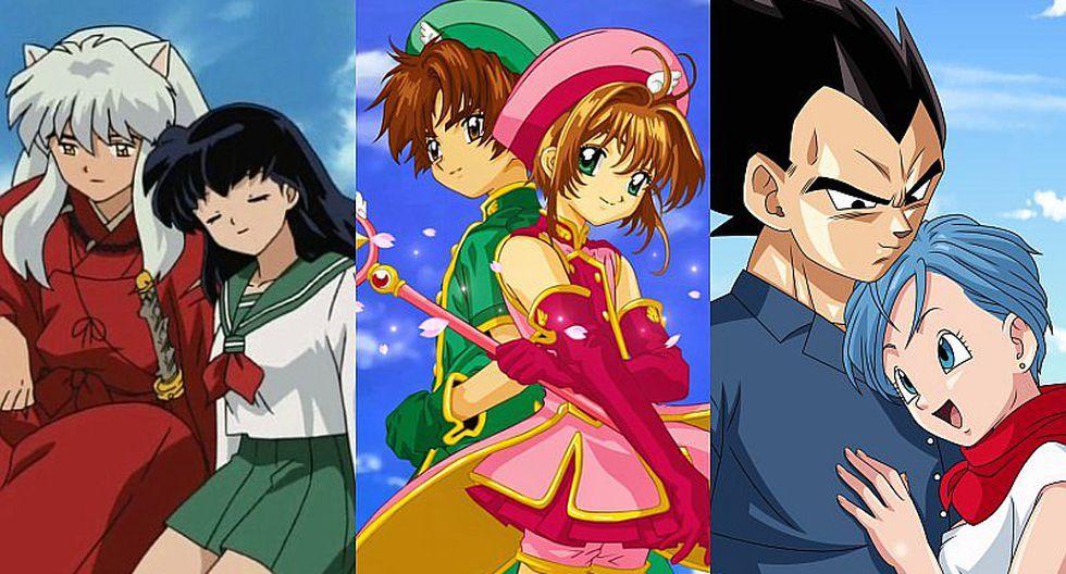 5 parejas de animes más románticas de nuestra infancia