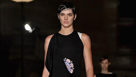 ¡Kendall Jenner toma difícil decisión luego del ataque a su hermana durante el Paris Fashion Week! [FOTOS]