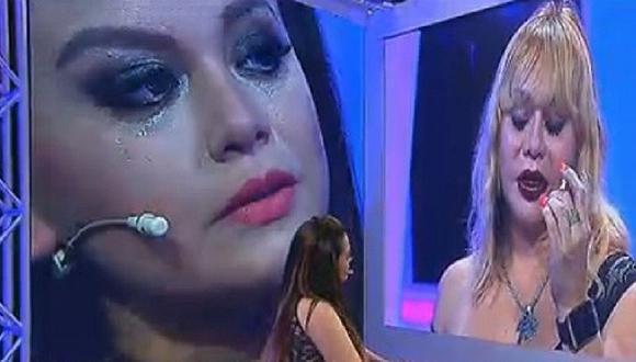Florcita Polo rompe en llanto y le pide perdón a Susy Díaz por esta razón