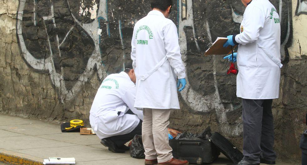 Freddy Xavier Romero Sulbarán está implicado en el doble descuartizamiento en un hotel de SMP. (Foto: GESAC)