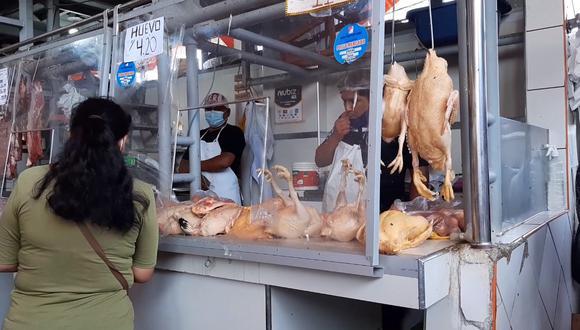 Ica: reportan escacez y aumento en el precio de pollo en tercer día de protesta (Video: Carmen Quispe)