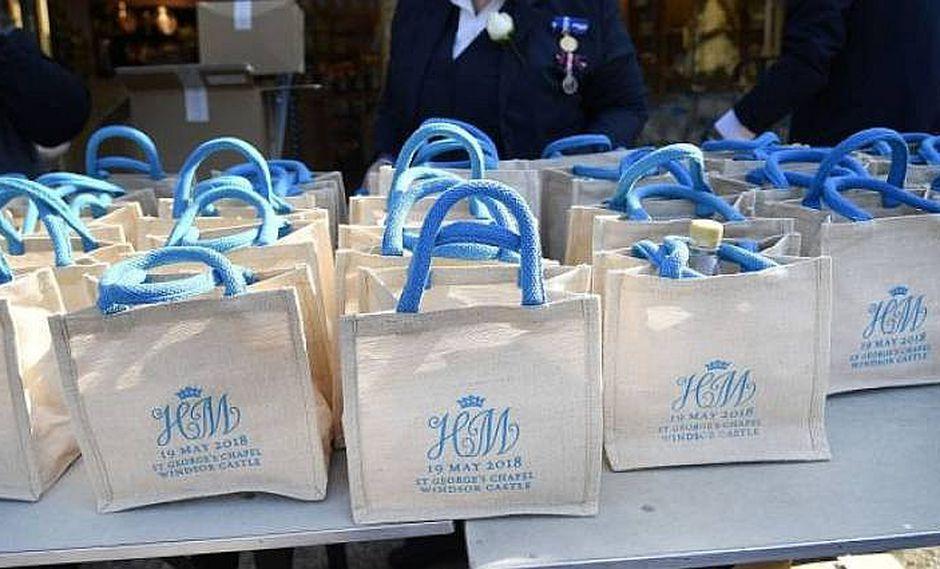 Invitados venden regalos recibidos en boda del príncipe Harry y Meghan
